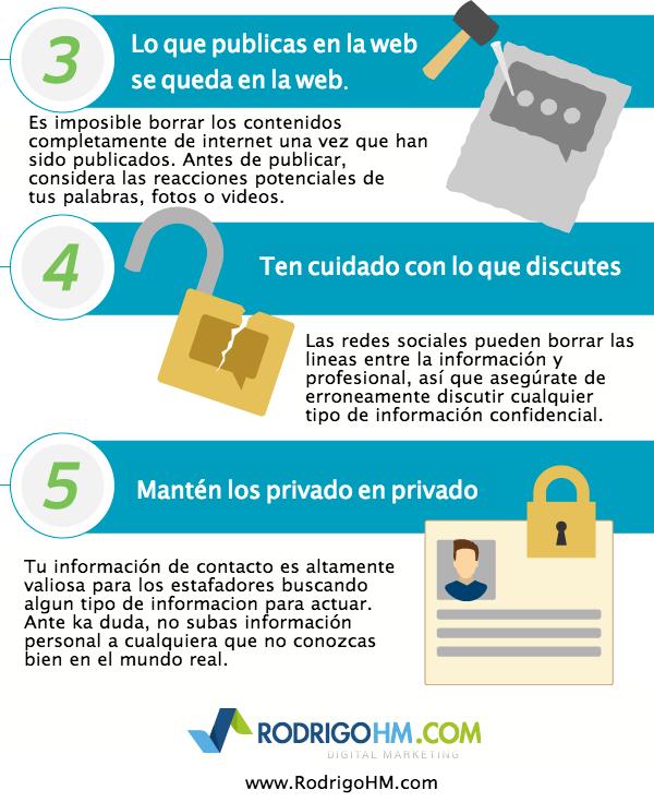 8 Tips Para Protegerte a Ti y a Tu Marca con las Redes Sociales