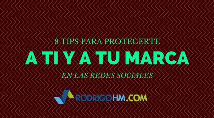 8 TIPS PARA PROTEGERTE
