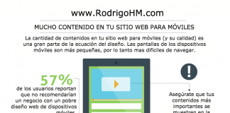 Error al Saturar tu Sitio Web Movil