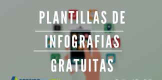 Plantillas de Infografías GRATUITAS