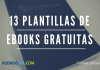 13 Plantillas Ebooks Gratuitas