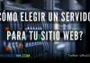 como elegir un servidor