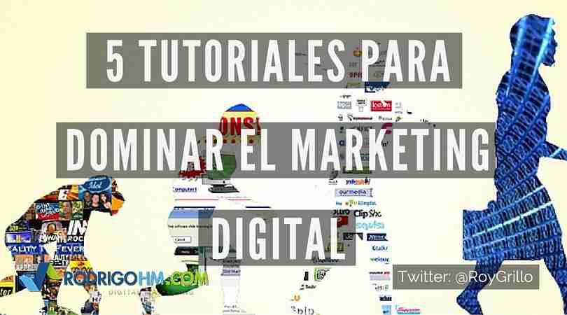Tutoriales de Marketing Digital