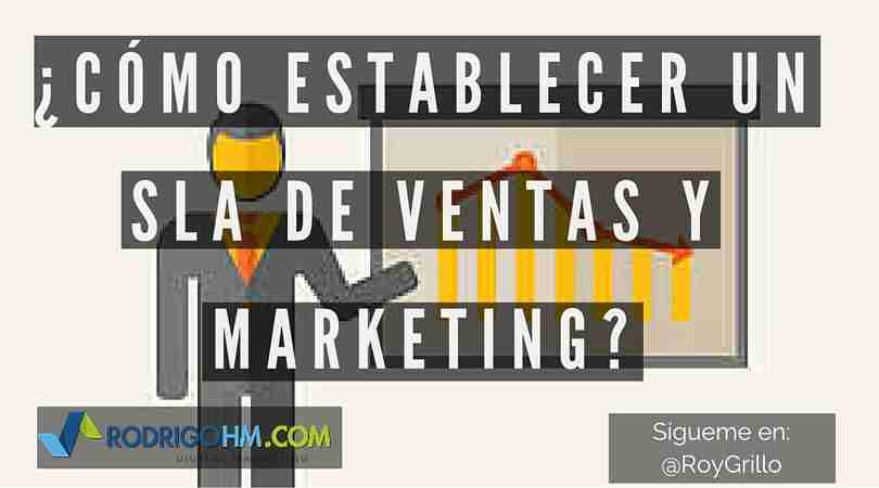 Estrategia de Ventas y Estrategia de Marketing