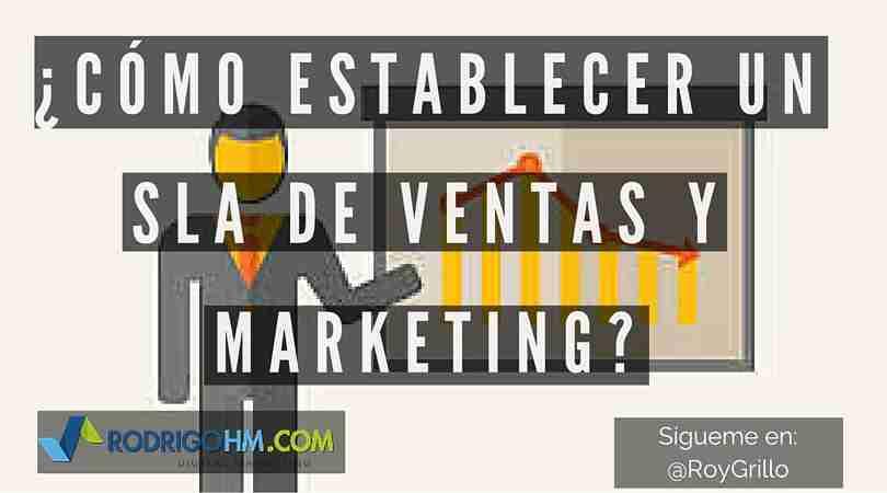 Estrategia de Ventas y Estrategia de Marketing