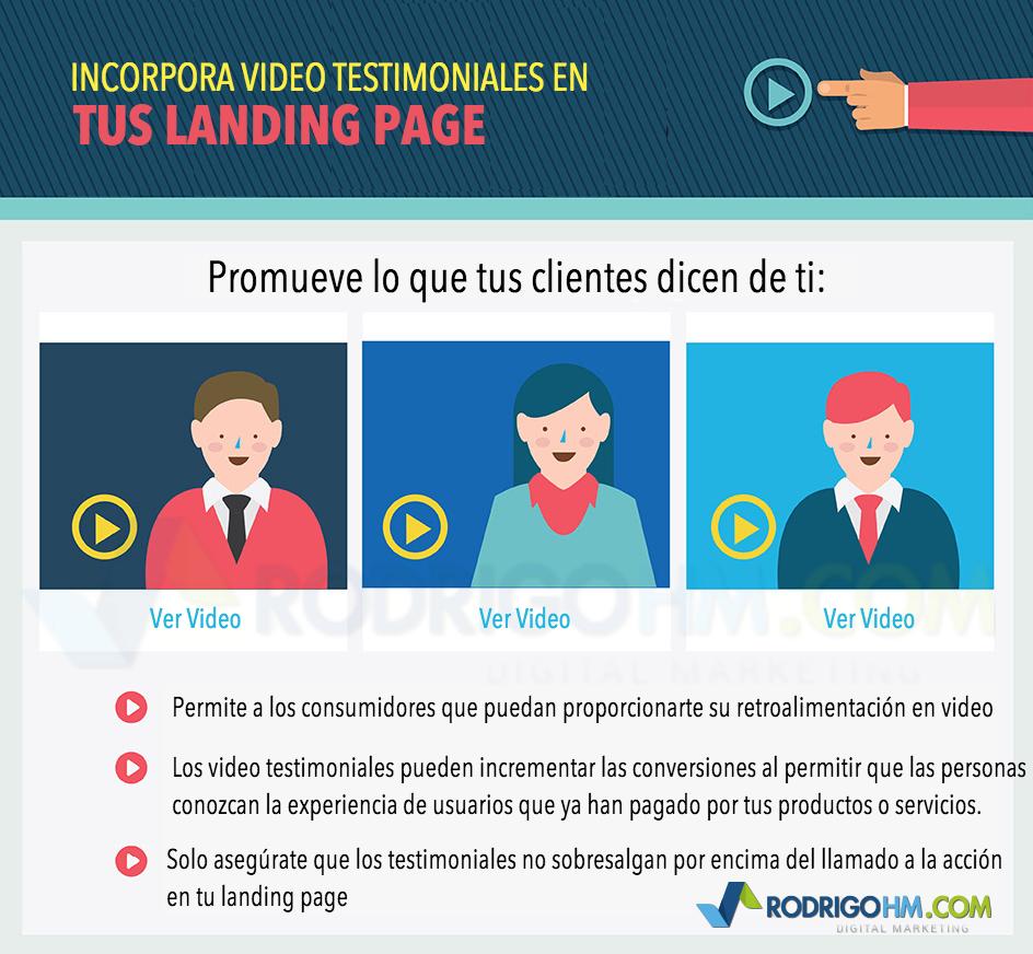 Videos en Campañas de Marketing Digital