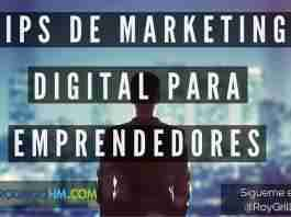 Tips de Marketing Digital para Emprendedores