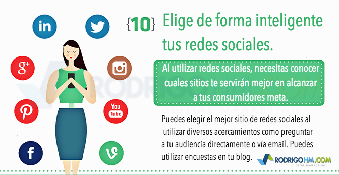 Tips de Marketing para emprendedores 10