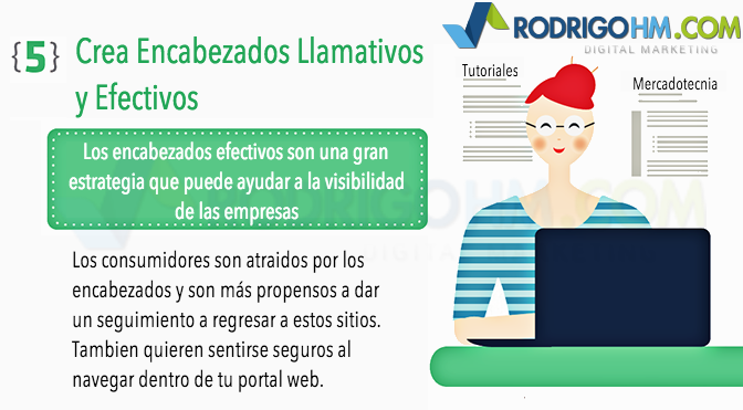 Tips de Marketing para emprendedores 5