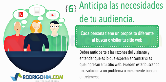 Tips de Marketing para emprendedores 6