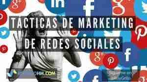 TÁCTICAS DE MARKETING DE REDES SOCIALES