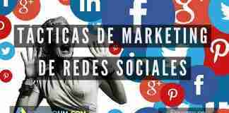 TÁCTICAS DE MARKETING DE REDES SOCIALES