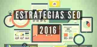 Estrategias SEO 2016