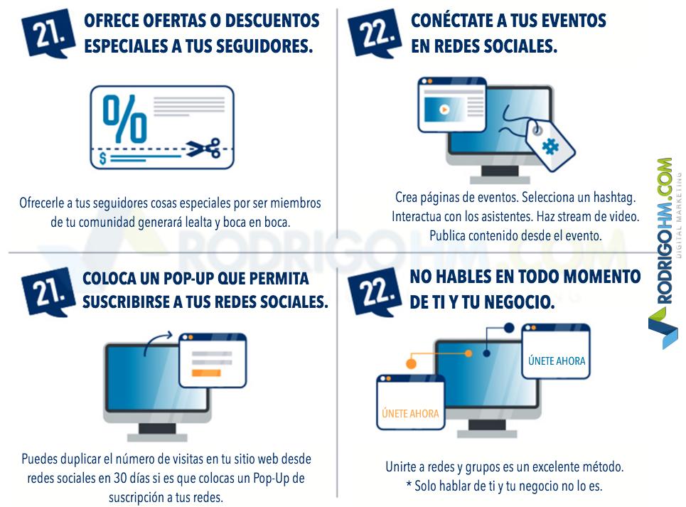 Tacticas Redes Sociales Tacticas
