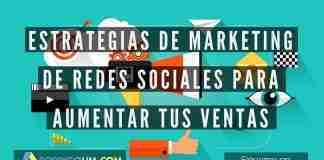 Estrategias de Marketing de Redes Sociales