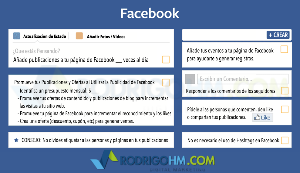 Estrategia de Marketing en Redes Sociales