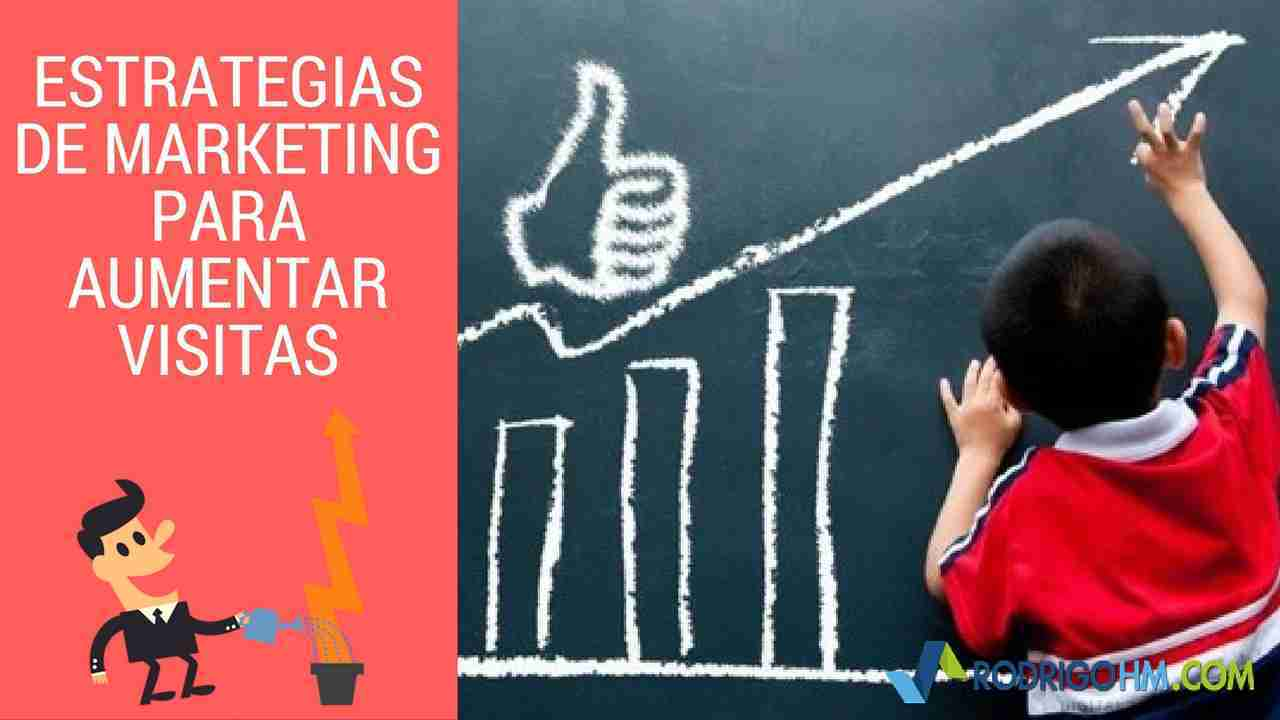 Estrategias de Marketing Para Aumentar Visitas