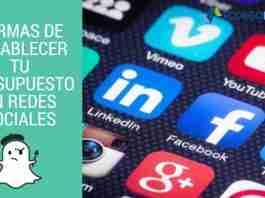 Formas de Establecer tu Presupuesto en Redes Sociales