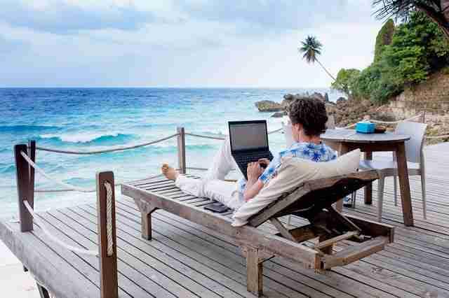 Que Son Los Nómadas Digitales - Como Trabajar y Viajar por el Mundo