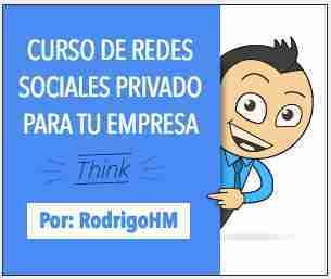 Curso de Redes Sociales Privado para Empresas