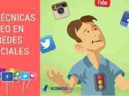 10 Técnicas SEO en Redes Sociales