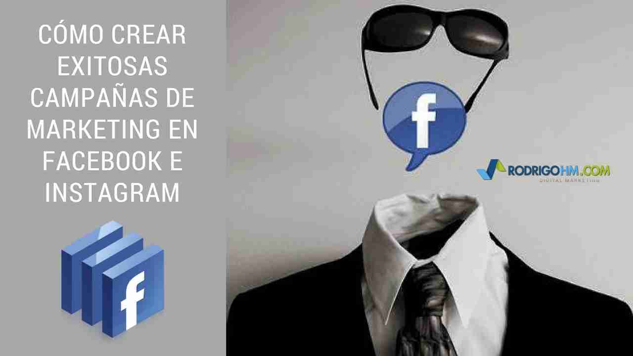 C mo crear exitosas campa as de marketing en facebook e instagram marketing digital - Cuando vendes un piso que gastos tienes ...