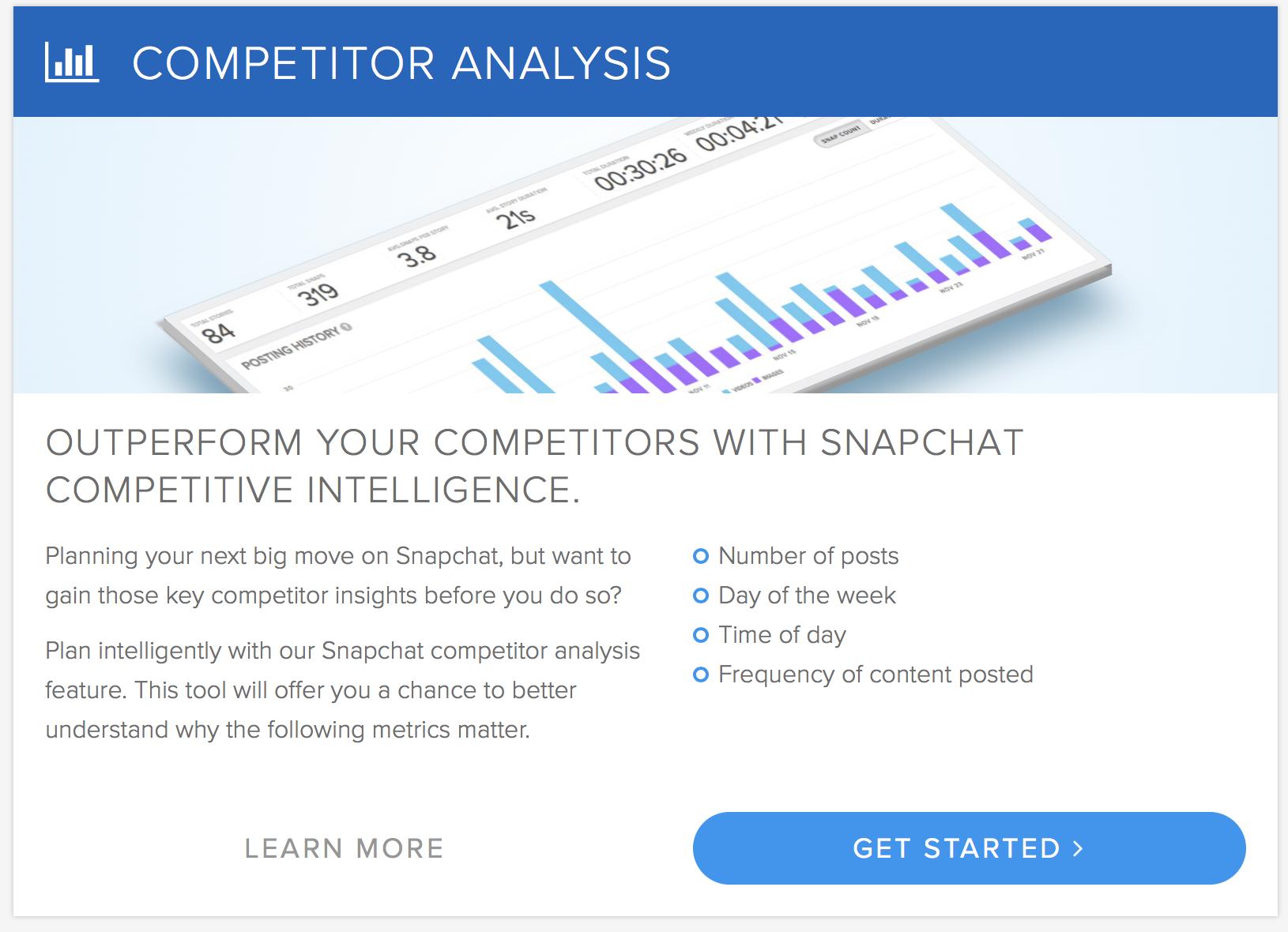 4 herramientas para investigar a tus competidores en redes sociales