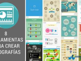 8 Herramientas Para Crear Infografías
