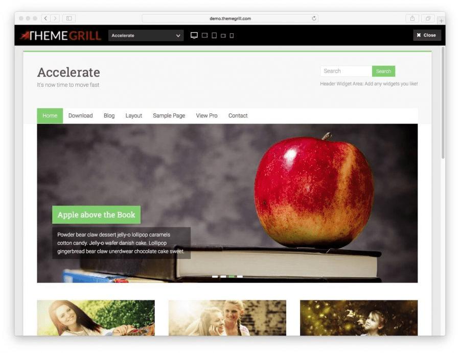 10 Plantillas Gratuitas de WordPress que Aumentan El Rendimiento ...