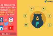 Guía de Tamaños de las Imágenes de los Anuncios de Redes Sociales y Adwords en 2018