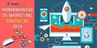 Herramientas de Marketing Gratuitas 2018