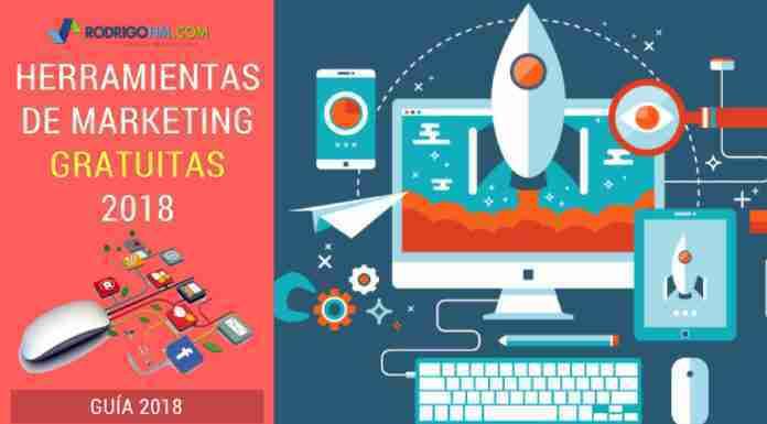 Herramientas de Marketing Gratuitas 2018
