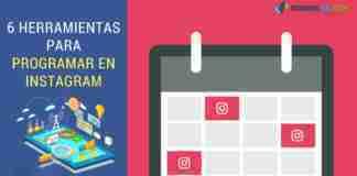 6 Herramientas para Programar en Instagram