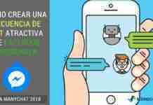 Cómo Crear una Secuencia de Bot Atractiva de Facebook Messenger