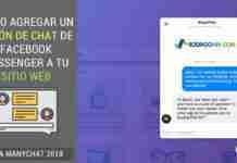 Cómo Agregar un Botón de Chat de Facebook Messenger a Tu Sitio Web