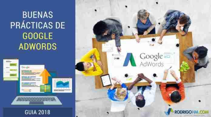Google Adwords Buenas Prácticas
