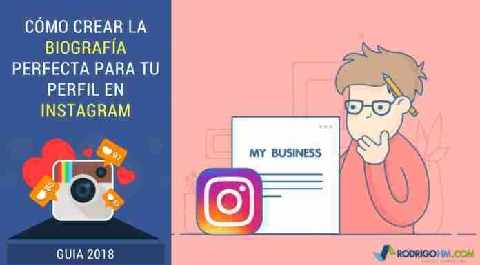 Cómo Crear la Biografía Perfecta Para tu Perfil en Instagram [Ejemplos]