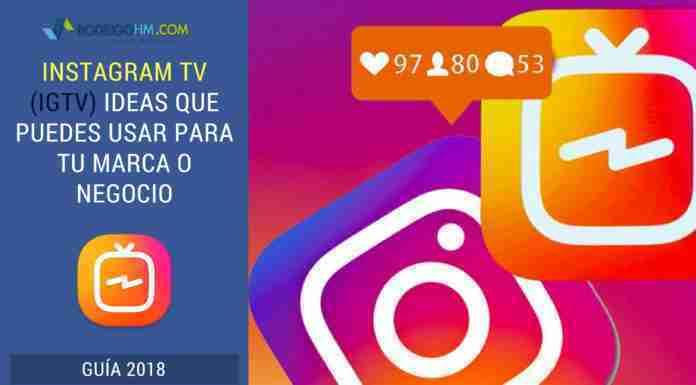 7 Ideas de Instagram TV (IGTV) que Puedes Usar Para tu Marca o Negocio